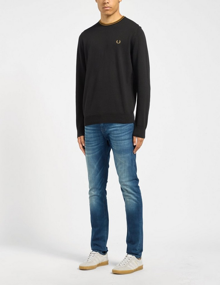 Fred Perry Knitted Sweatshirt