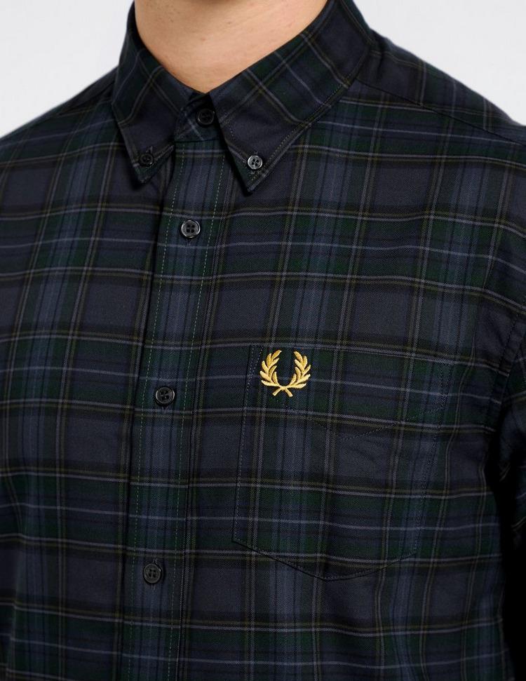 Fred Perry Tonal Tartan Shirt