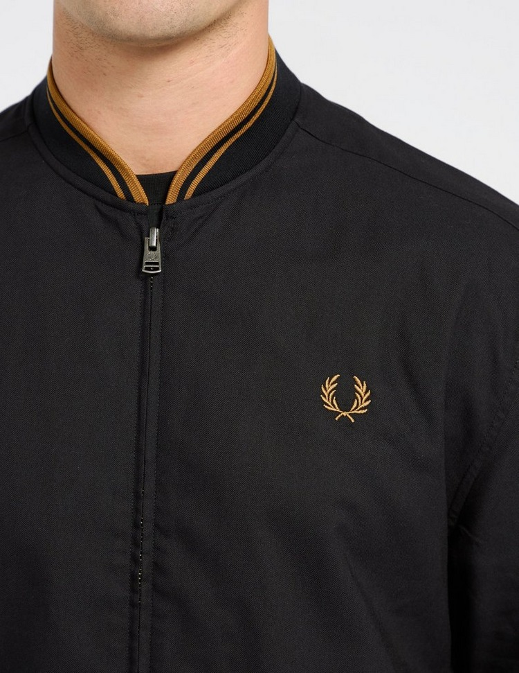 Fred Perry Oxford Bomber Overshirt