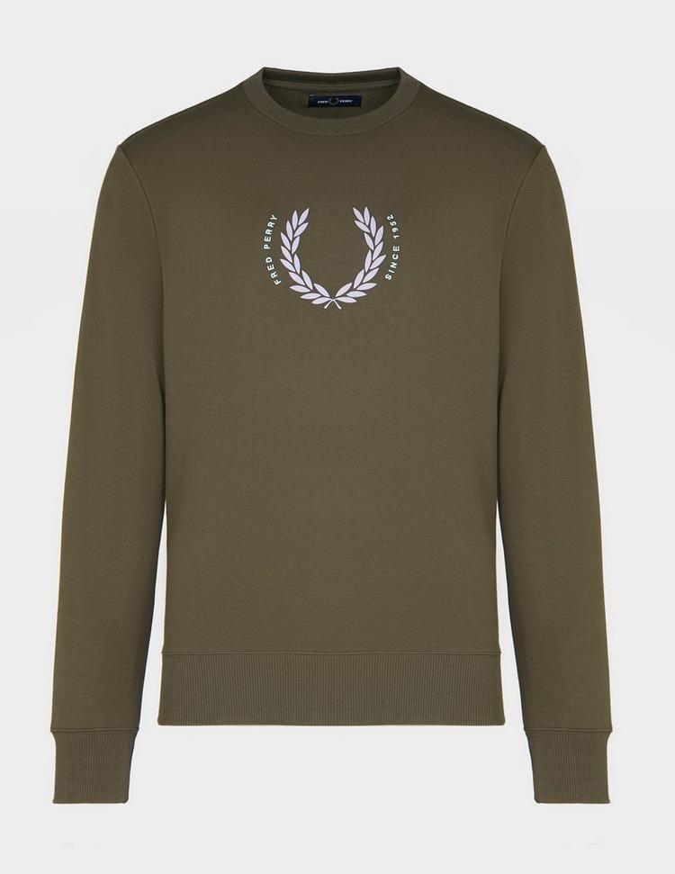 Fred Perry Laurel Sweatshirt