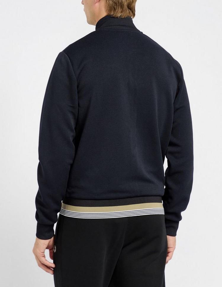 Fred Perry Striped Hem Jacket