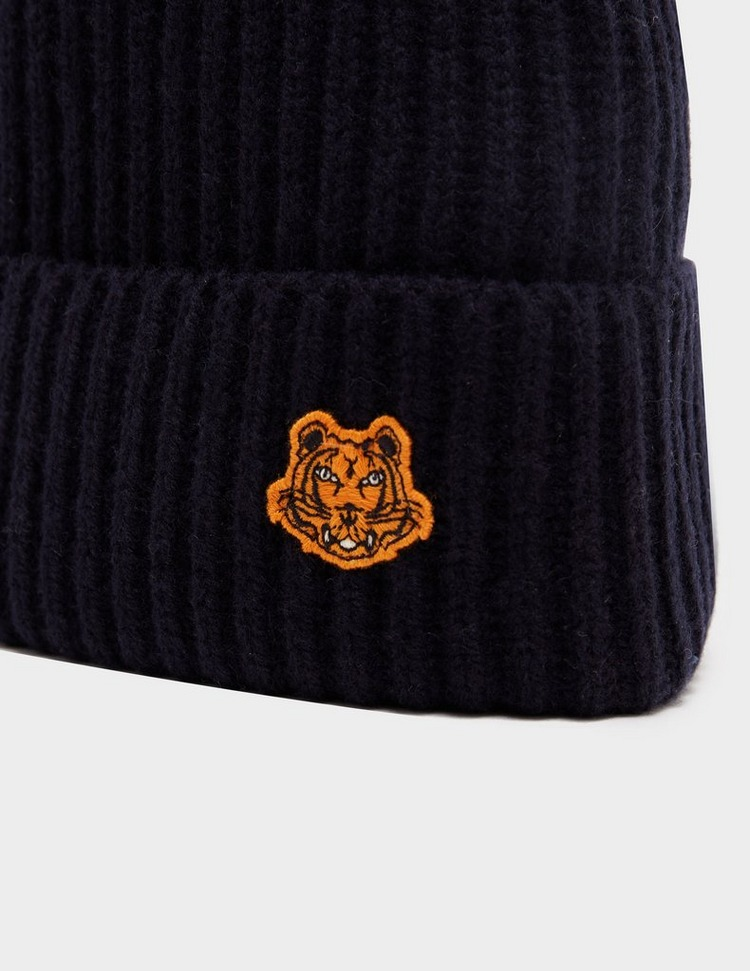 KENZO Tiger Badge Beanie