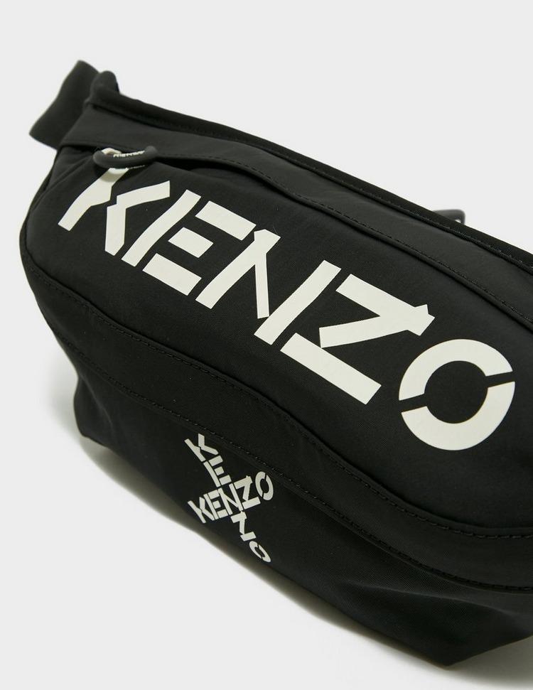 KENZO Cross Logo Bum Bag
