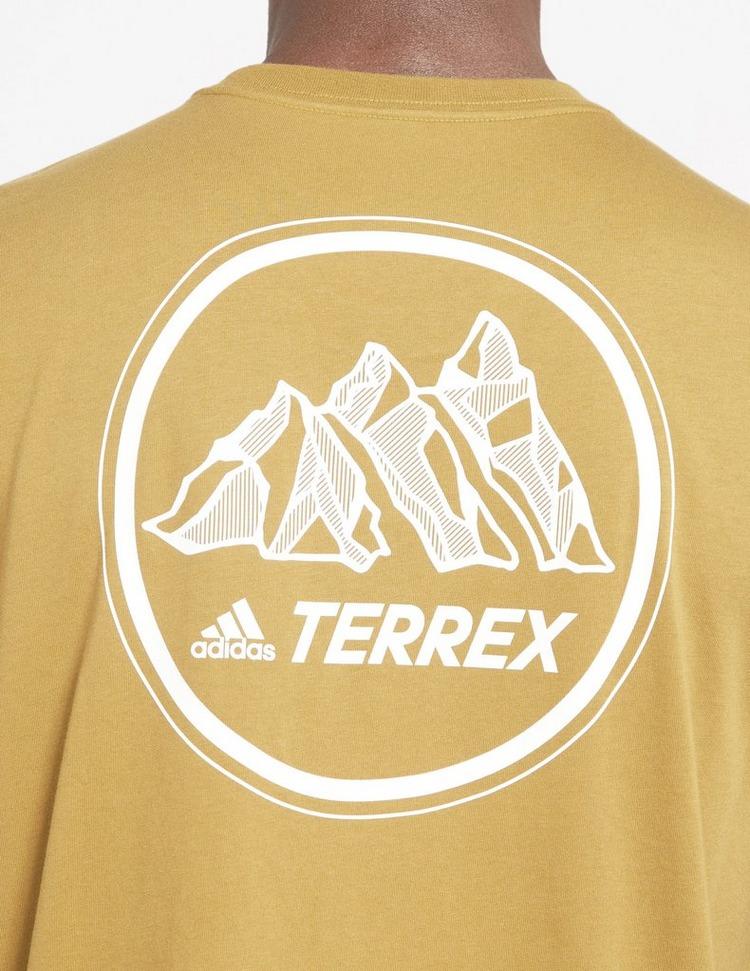 adidas Terrex Back Mountain T-Shirt