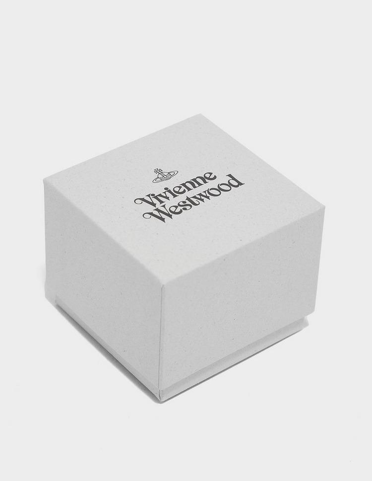 Vivienne Westwood Archibald Tag Necklace