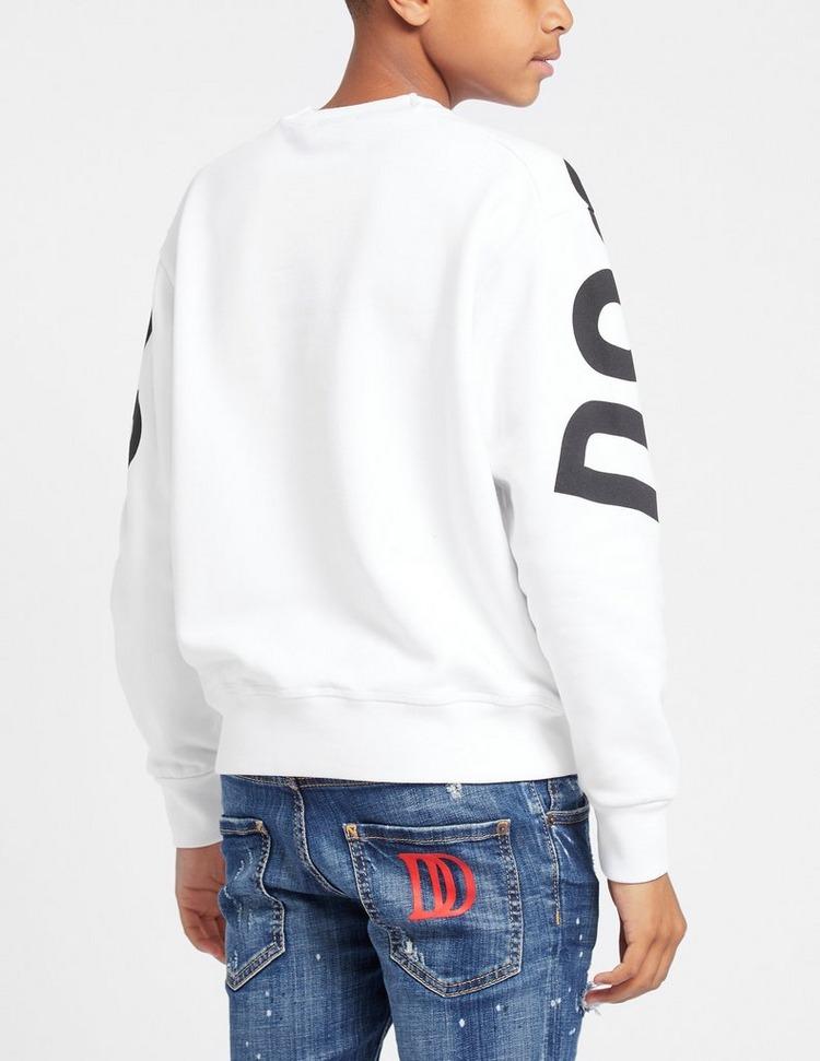 Dsquared2 Chest Logo Sweatshirt