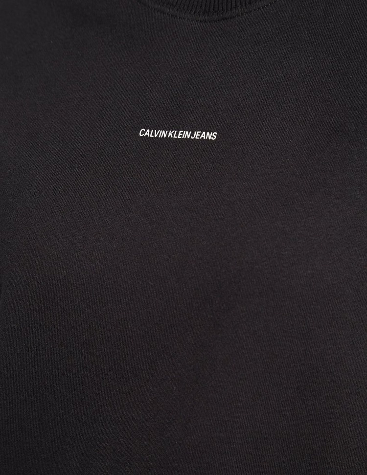 Calvin Klein Jeans Micro Sweater Dress