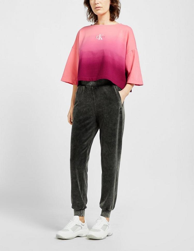 Calvin Klein Jeans Gradient Crop T-Shirt
