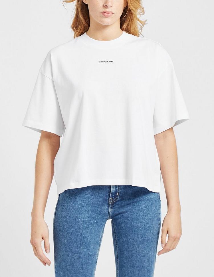 Calvin Klein Jeans Micro Logo T-shirt