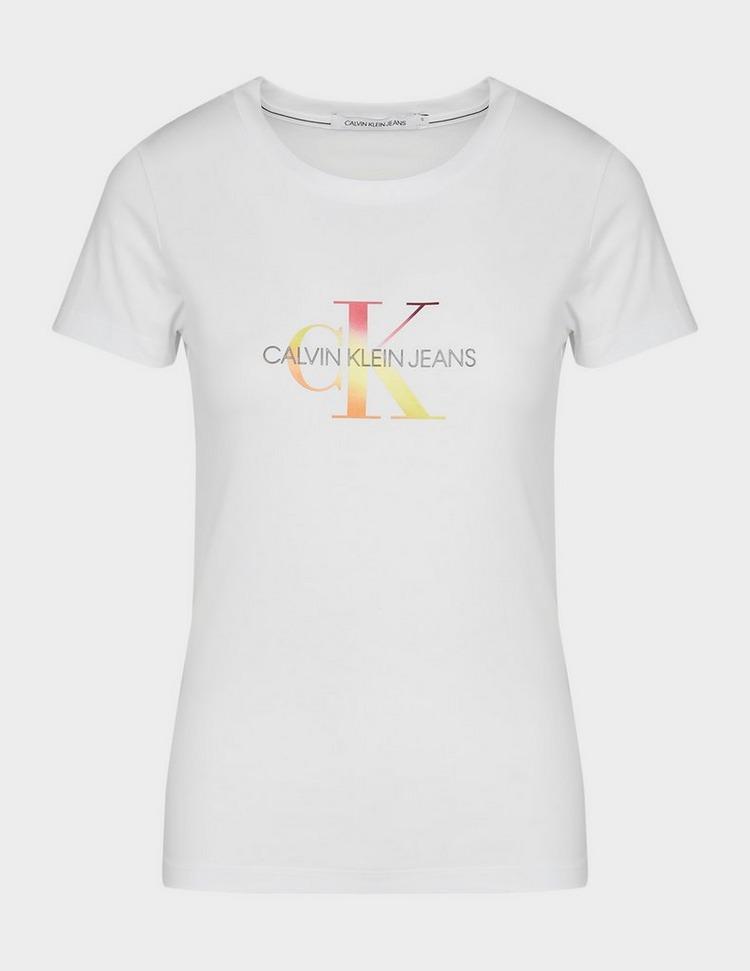 Calvin Klein Jeans Monogram Gradient T-Shirt