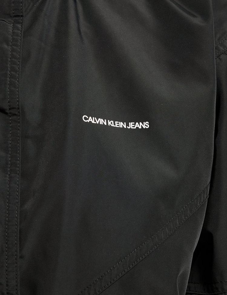 Calvin Klein Jeans Waist Windbreaker Jacket