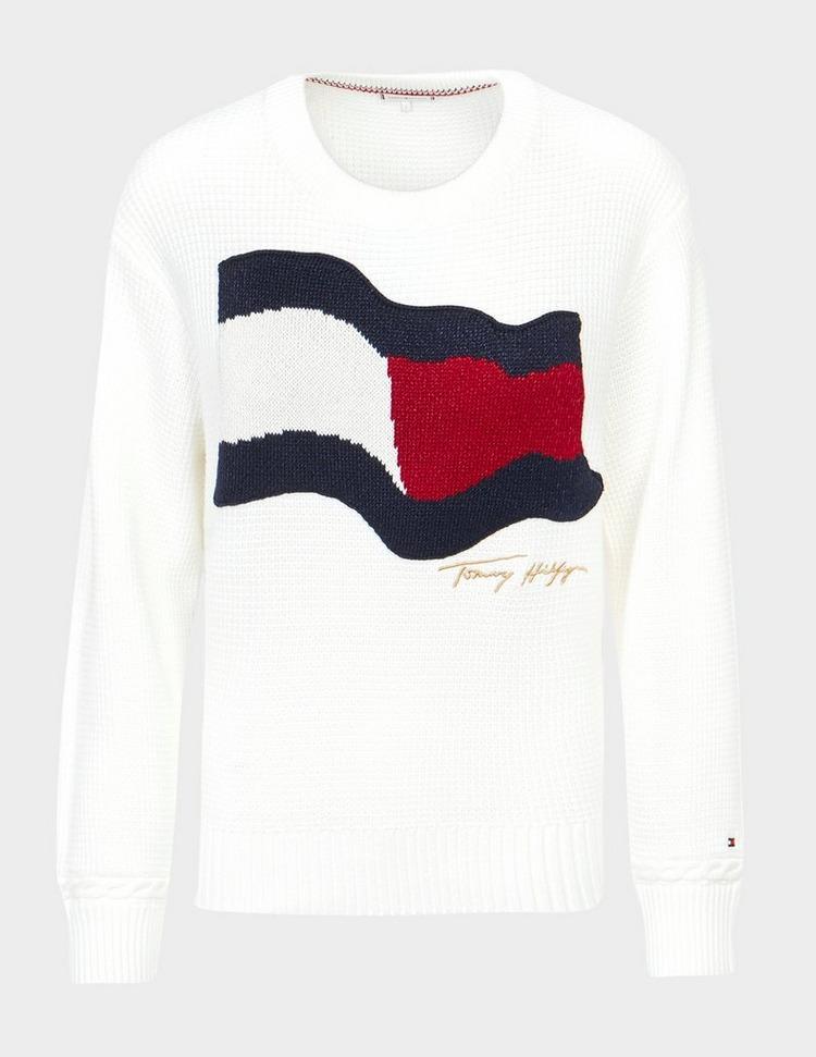 Tommy Hilfiger Flag Knitted Jumper