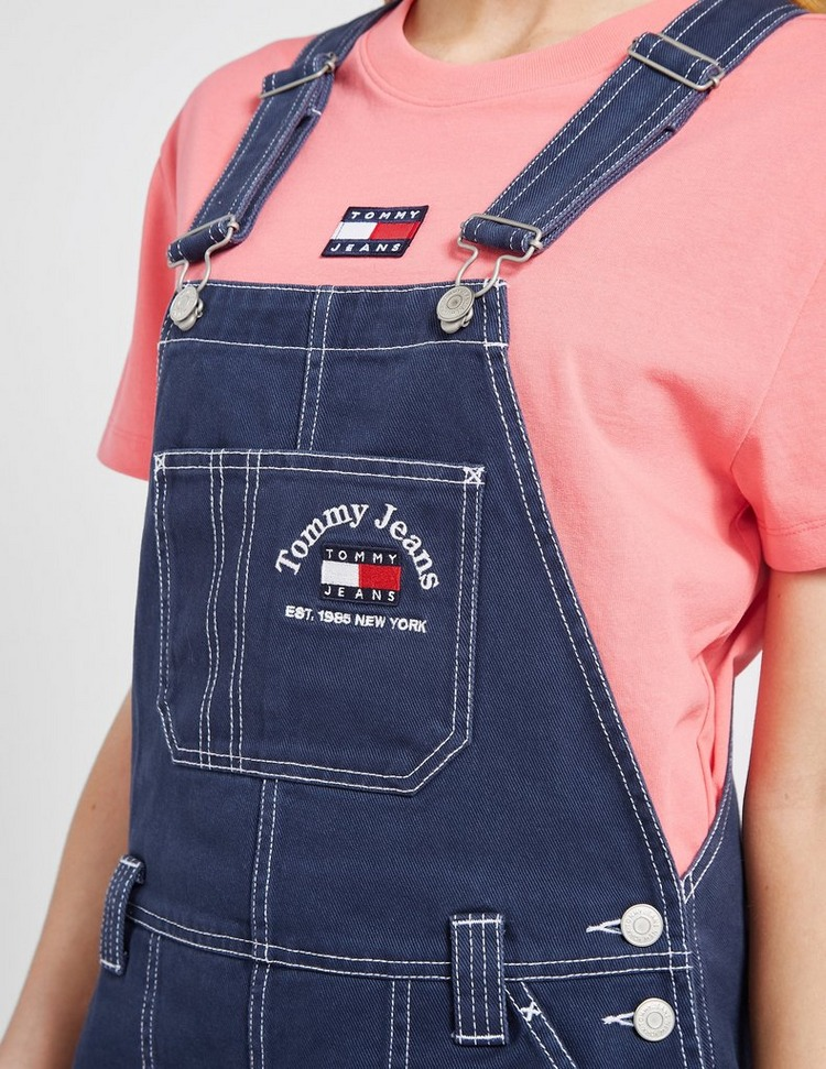 Tommy Jeans Timeless Dungaree Dress