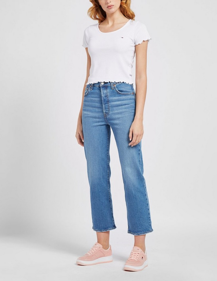 Tommy Jeans Baby Lock Crop T-Shirt