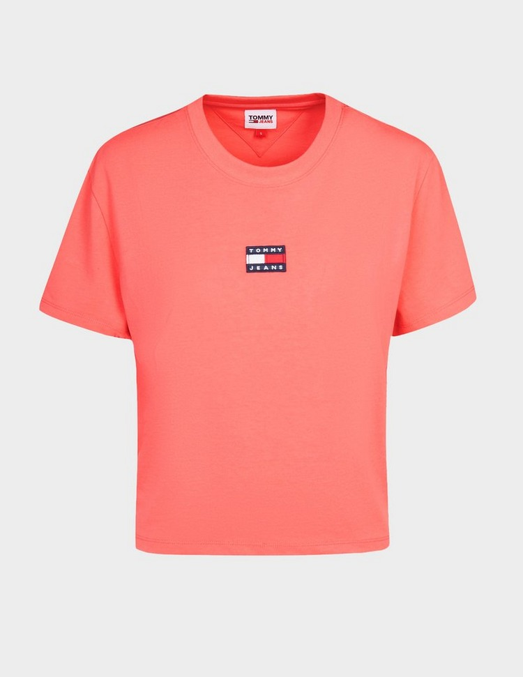 Tommy Jeans Centre Badge T-Shirt