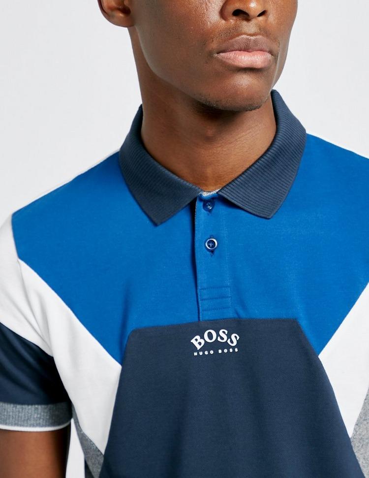 BOSS Paule 1 Panel Polo Shirt