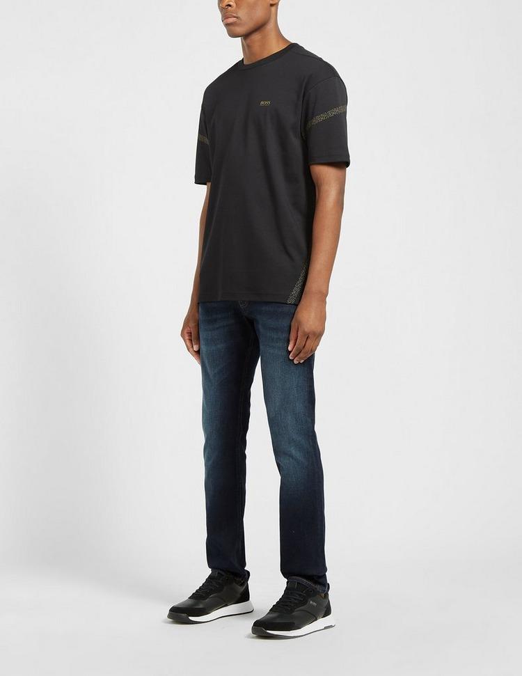 BOSS Pixel Panel T-Shirt