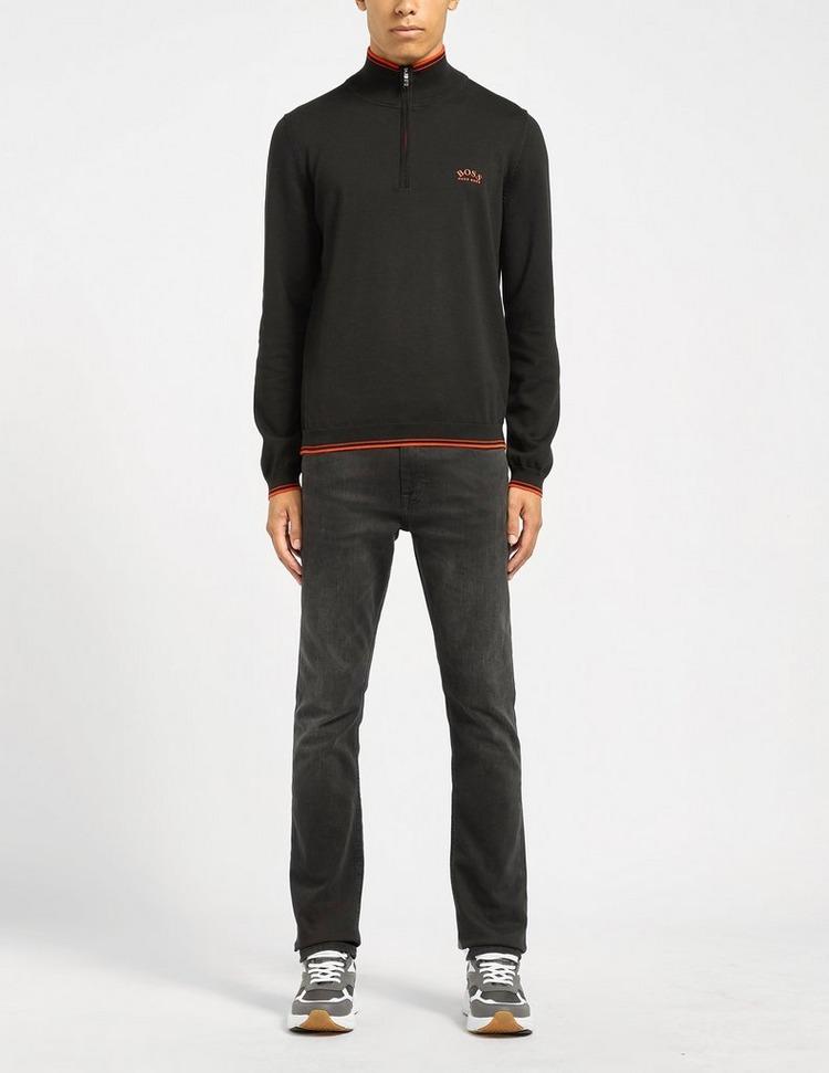 BOSS Zitom Knit Sweatshirt