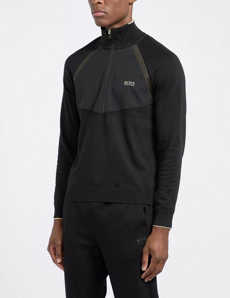 BOSS Zaxel Knitted Sweatshirt