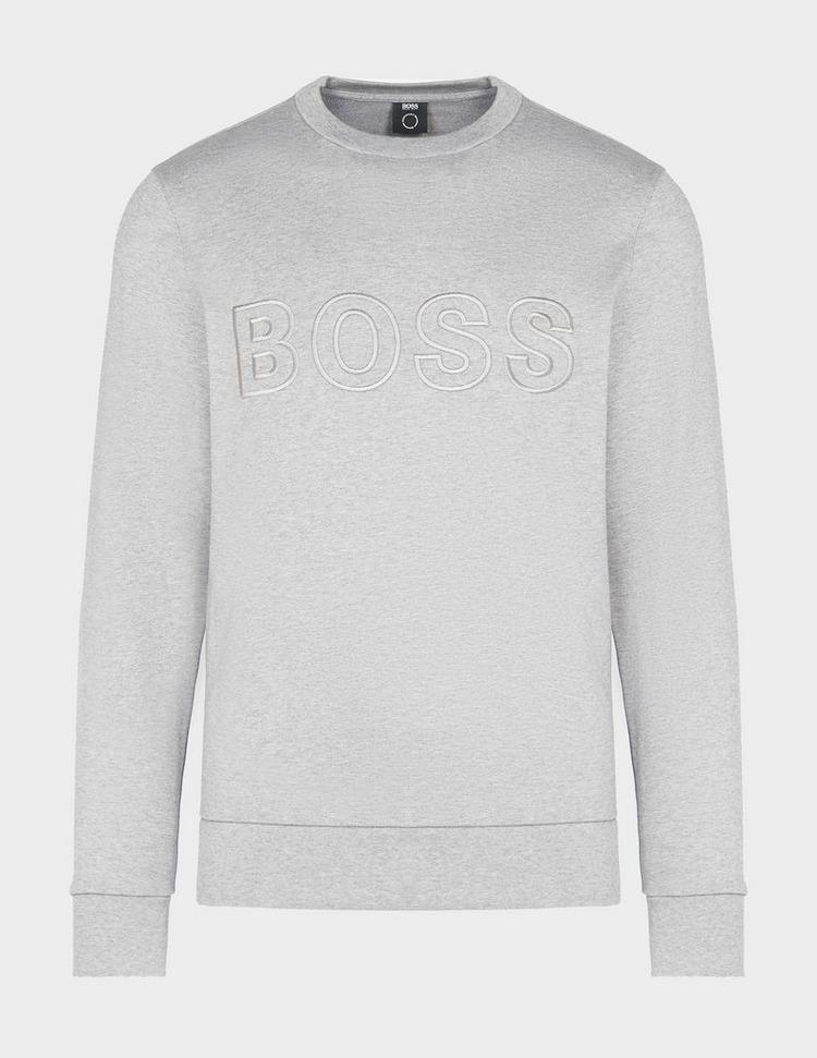 BOSS Outline Logo Sweatshirt