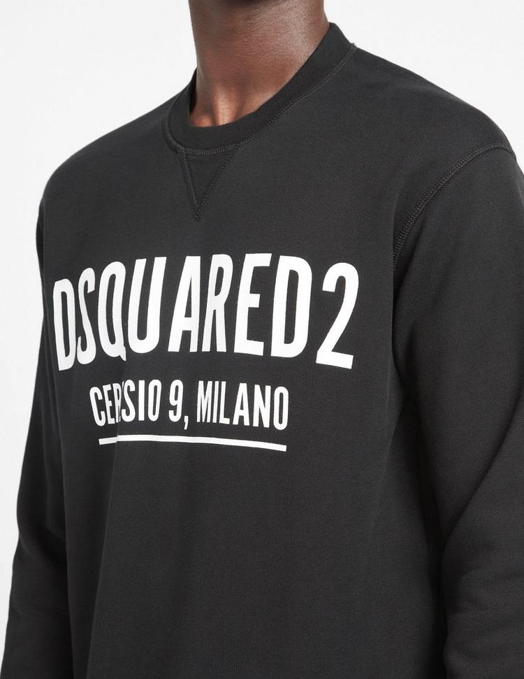 Dsquared2 Ceresio 9 Large Logo Sweatshirt