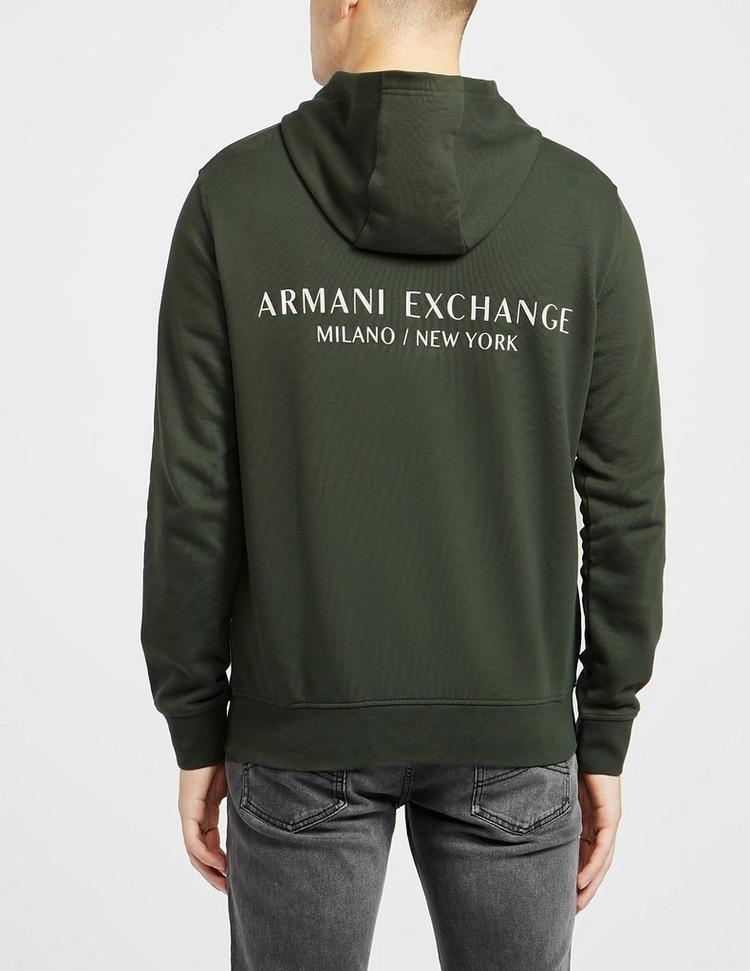 Armani Exchange Control Logo Hoodie