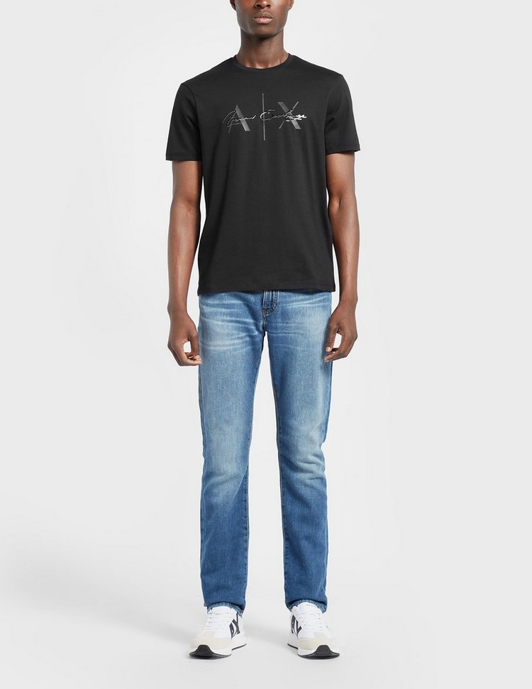 Armani Exchange Signature T-Shirt
