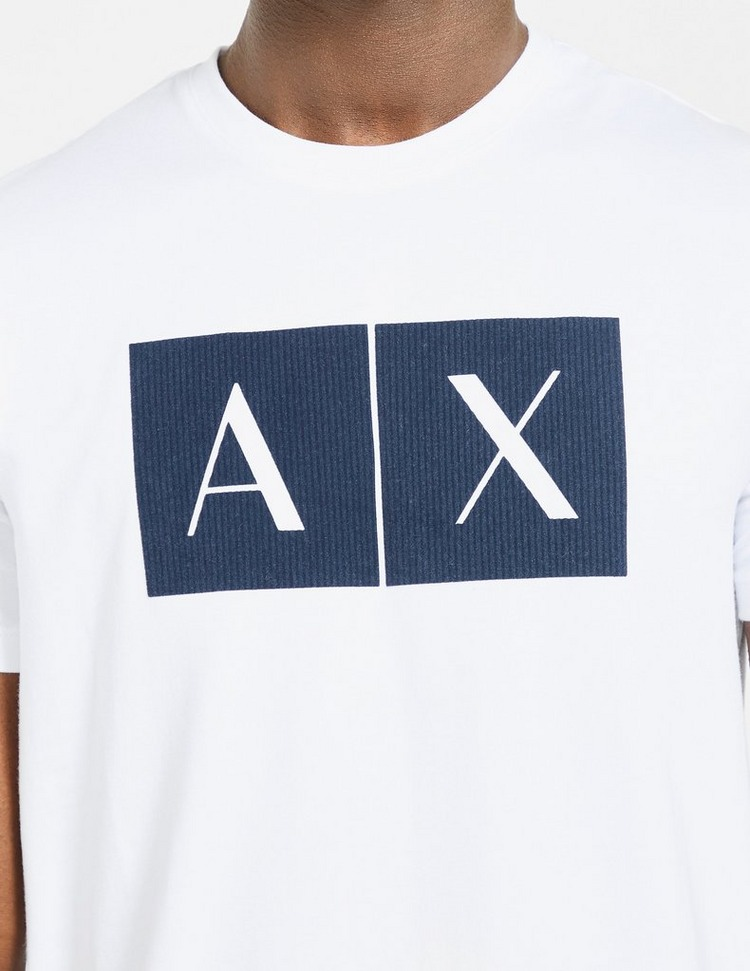 Armani Exchange Flock AX T-Shirt
