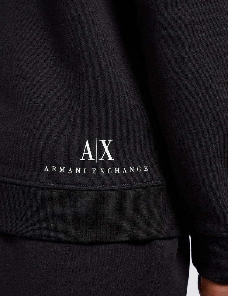 Armani Exchange 1991 Logo Hoodie