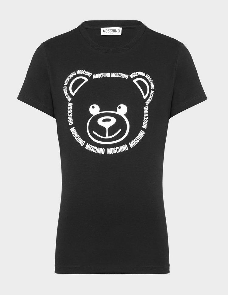 Moschino Logo Bear T-Shirt