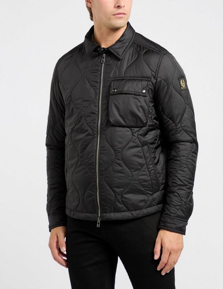Belstaff Wayfare Rip Quilted Jacket