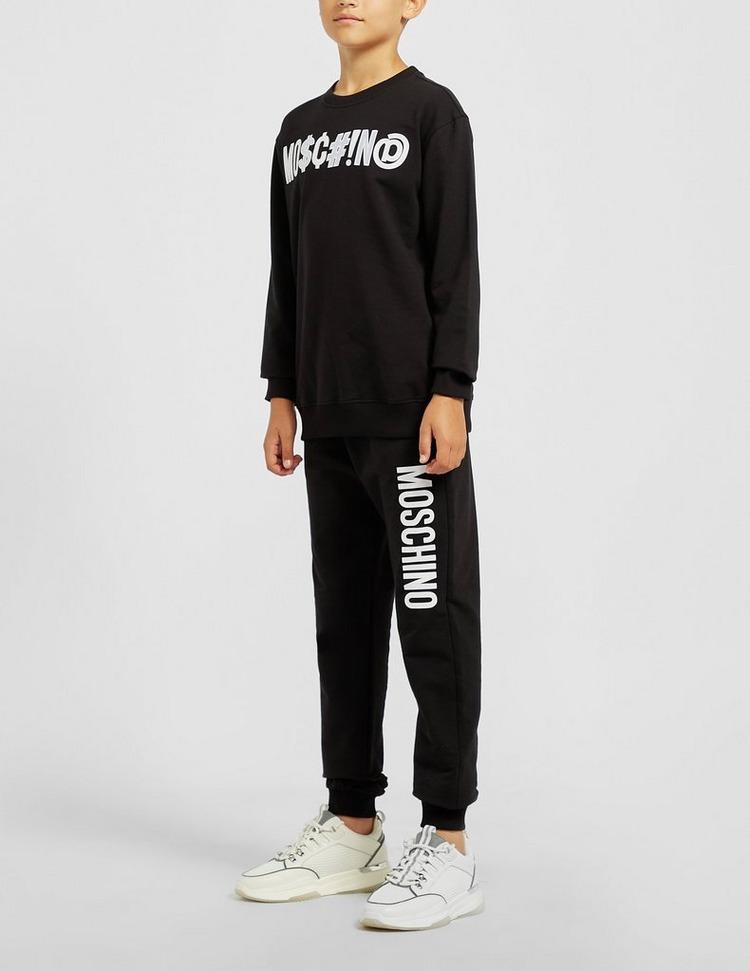 Moschino Hashtag Sweatshirt