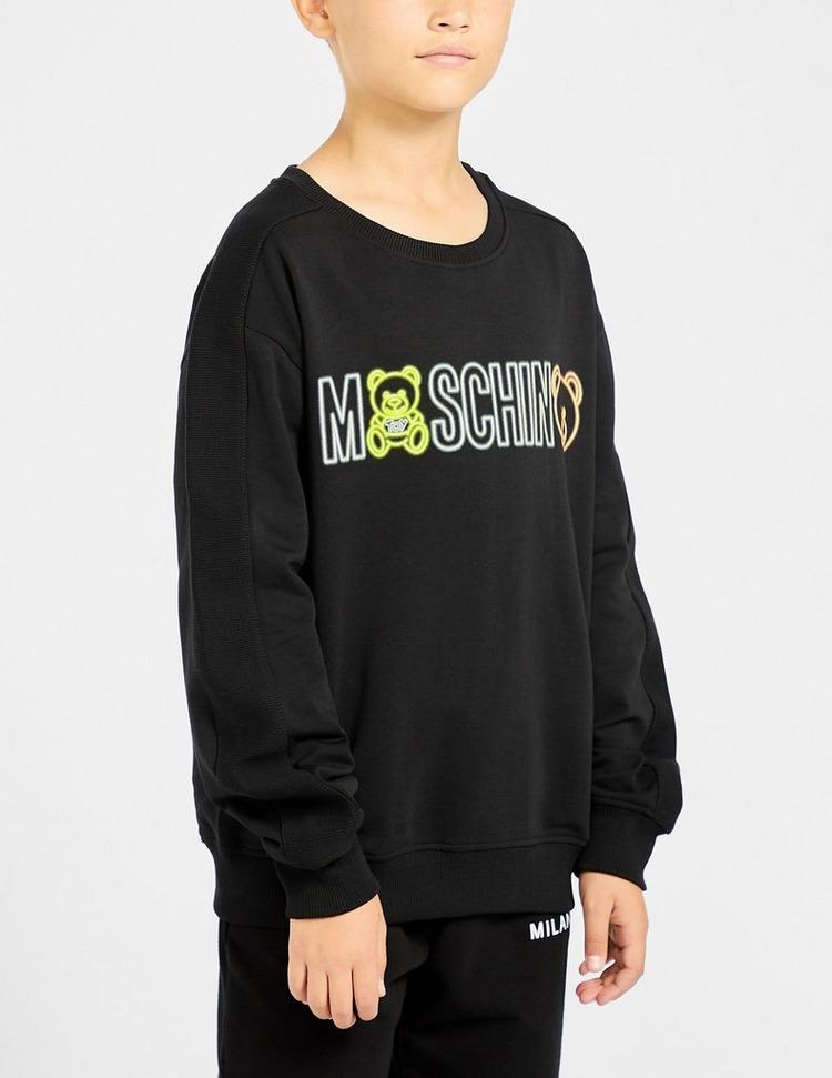 Moschino Bear Logo Sweatshirt
