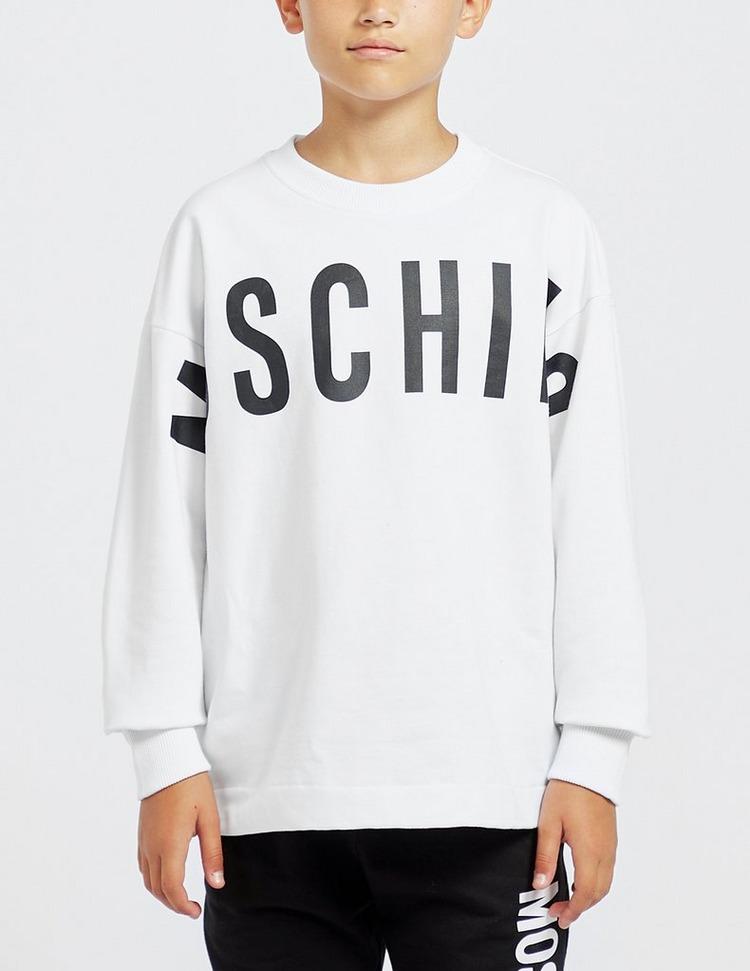 Moschino Large Sweatshirt