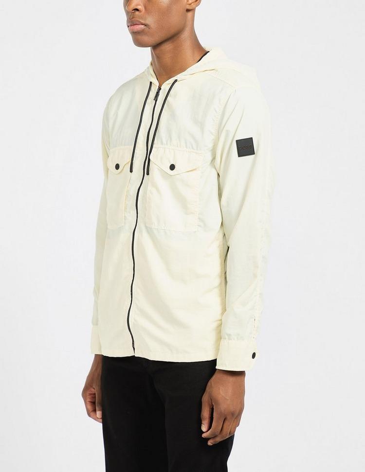 BOSS Lovel Hooded Overshirt