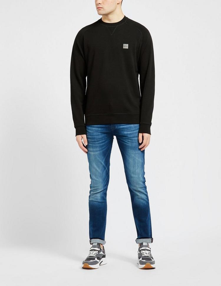 BOSS Westart Crew Sweatshirt