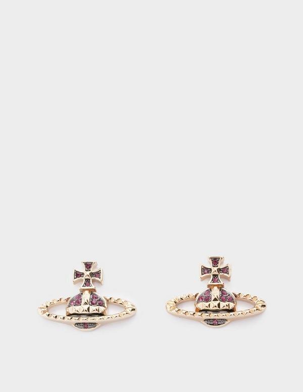 Vivienne Westwood Mayfair Brass Earrings