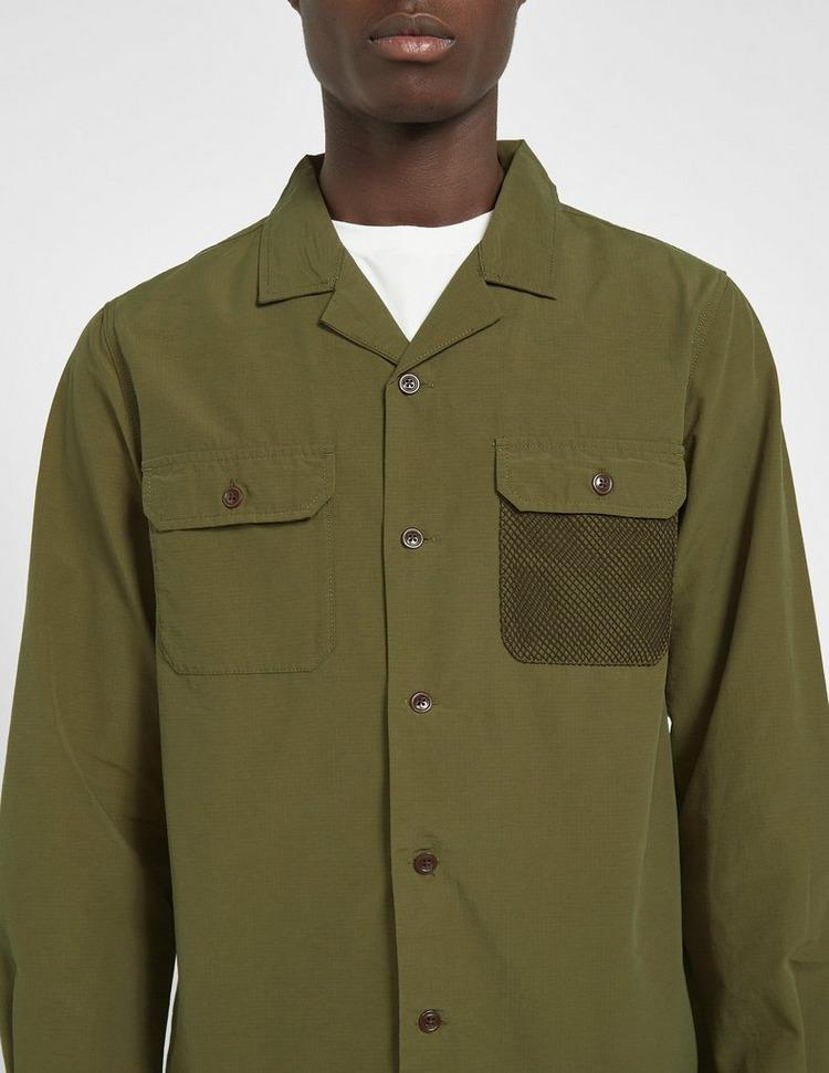 Barbour Leon Ripstop Overshirt