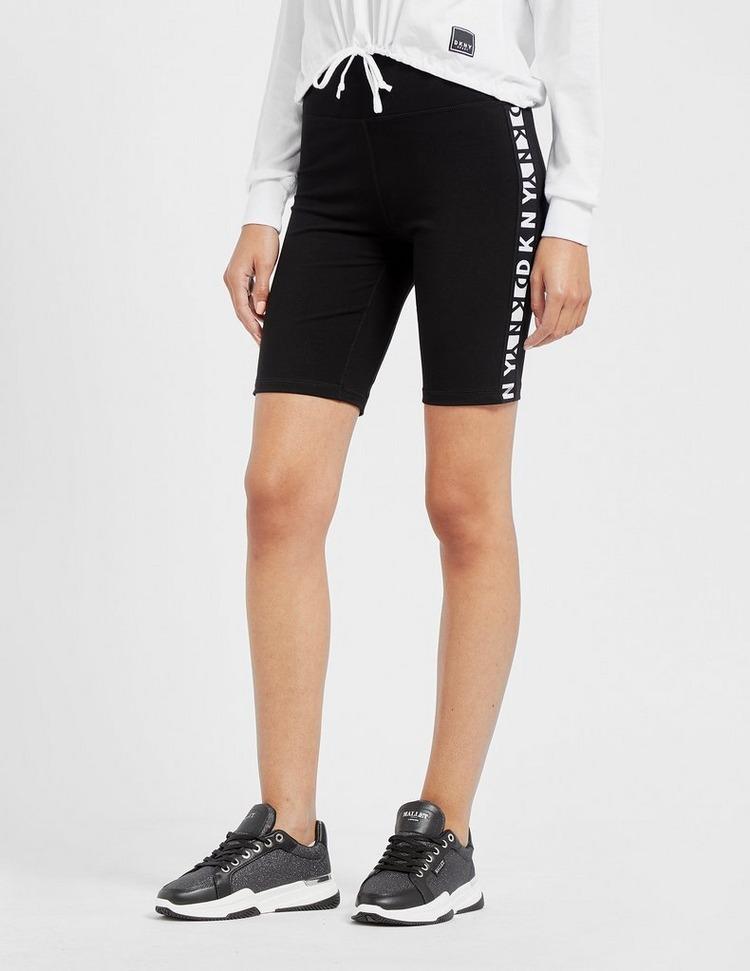 DKNY Tape Logo Cycling Shorts