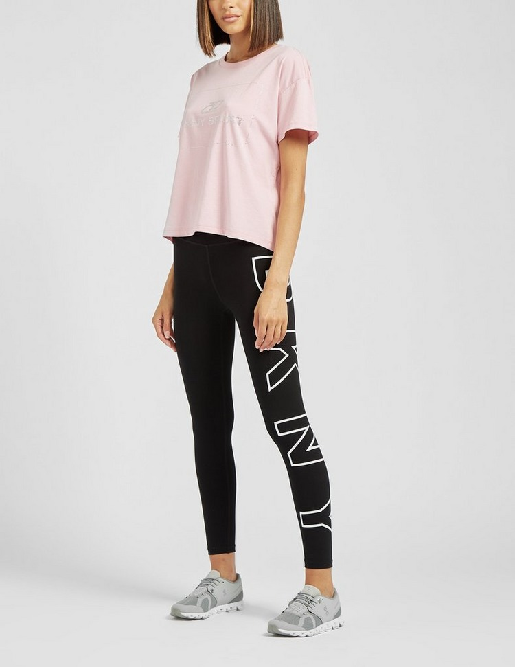 DKNY Explode Logo Leggings