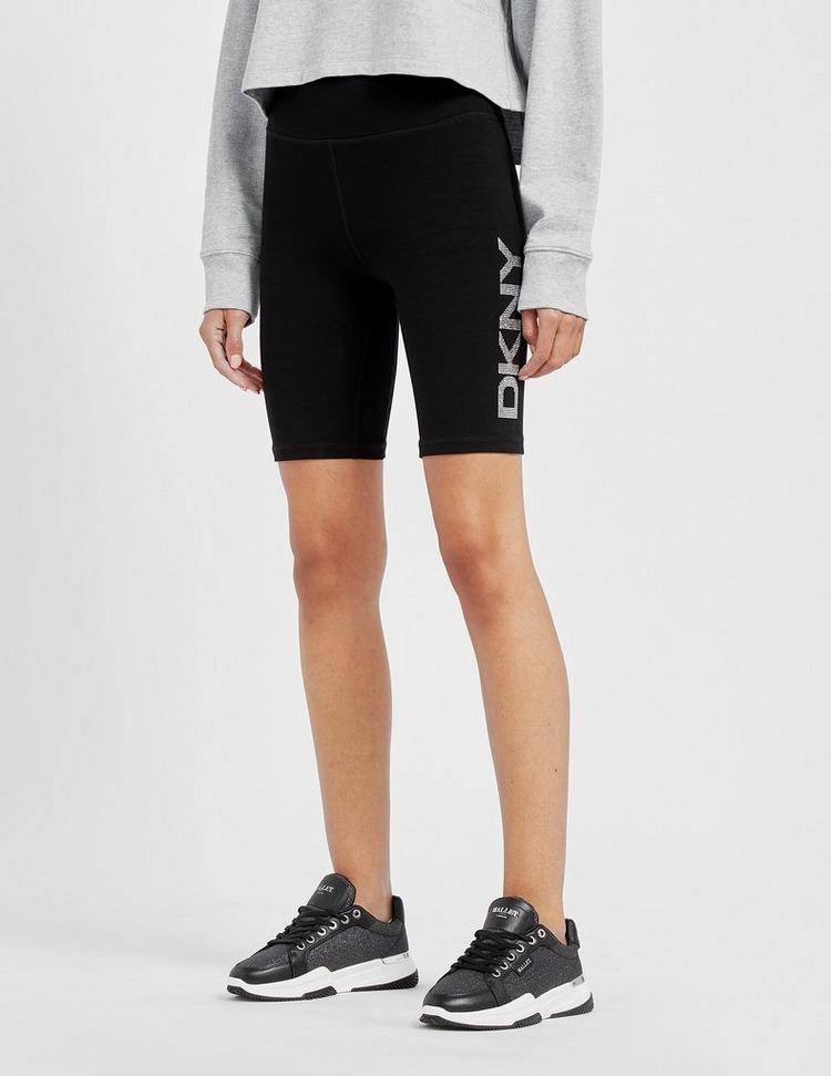 DKNY Rhinestone Cycling Shorts