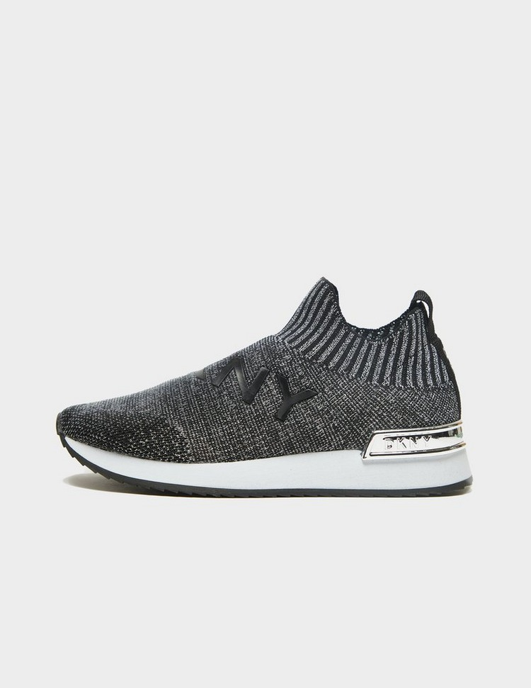 DKNY May Knit Slip On Trainers