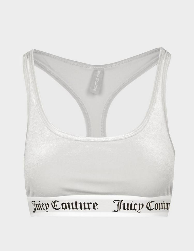 JUICY COUTURE Velour Bralette