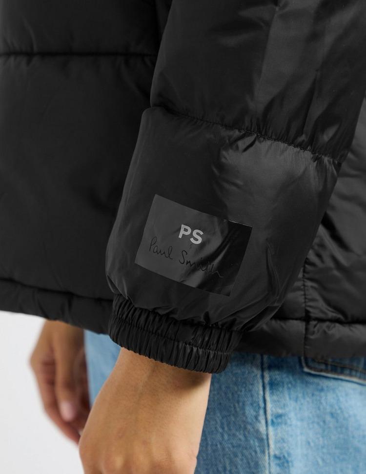 PS Paul Smith Swirl Puffer Jacket