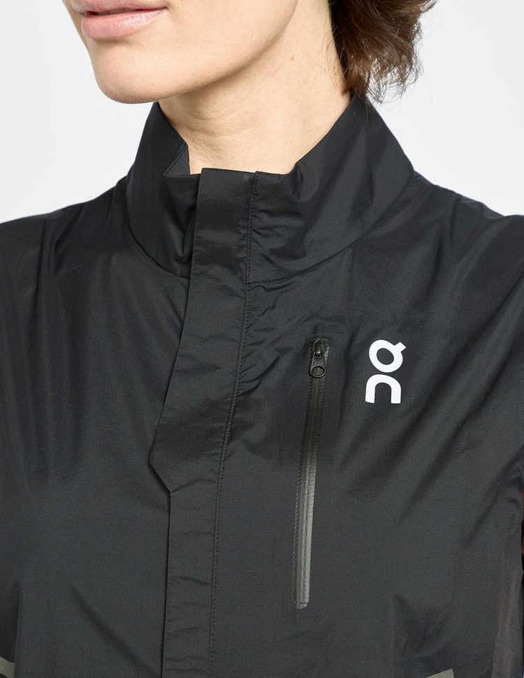 On running Weather Gilet