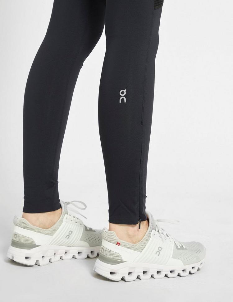 On running Runner Tights