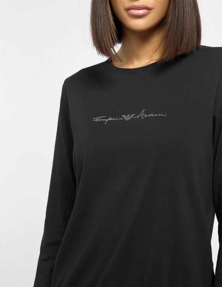 Emporio Armani Loungewear Logo Pyjama Set