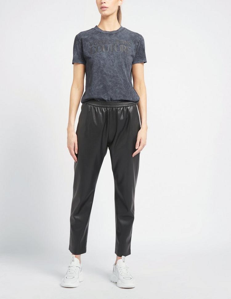 Versace Jeans Couture Acid Wash Logo T-Shirt