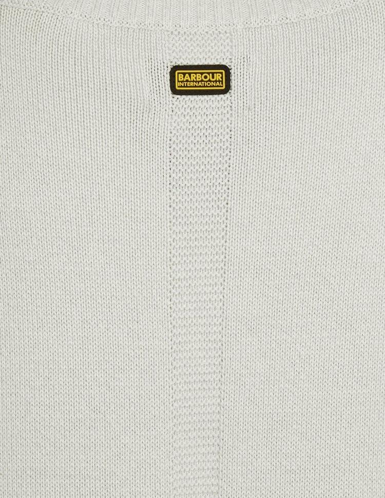 Barbour International Manali V Neck Knitted Jumper