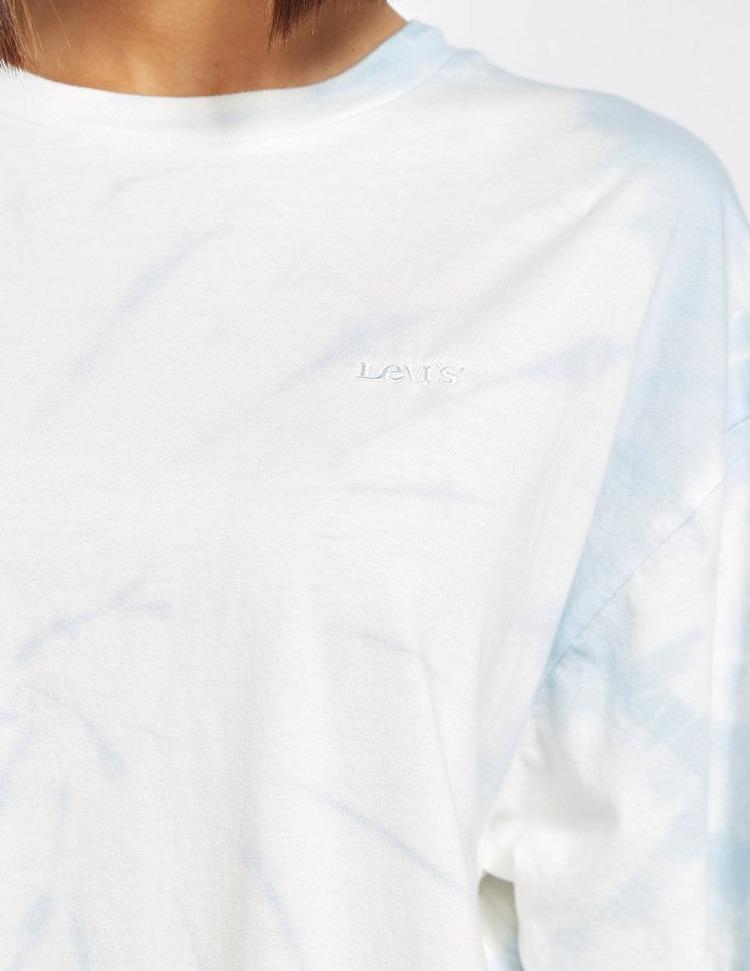 Levis Tie Dye T-Shirt Dress